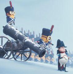 Napoleon and the Minions Minion Rock, Minion Dave, Minion Mayhem, 3 Minions, Minion Stuff, Minions Quotes, Yellow Guy, Warm Fuzzies, 2 Movie