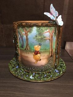 Winnie the Pooh by Sue Deeble