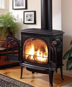 Jotul GF 300 BV Allagash Gas Fireplace