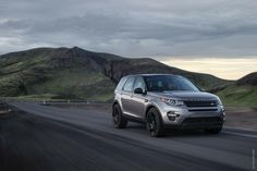 Land Rover Discovery Sport...drools...