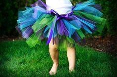 tutu, love the colours