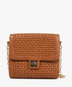 Woven Shoulder Bag | FOREVER 21 - 1030186182