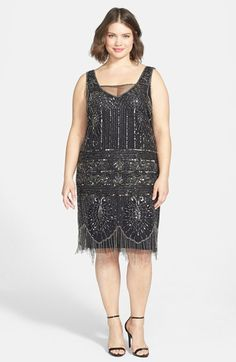 Details about FLAPPER CHARLESTON GREAT GATSBY Dress SIZE 8 10 12 ...