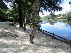 Praia Fluvial - Secarias - Arganil - Coimbra