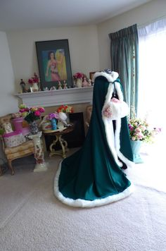 Celtic Green Bridal