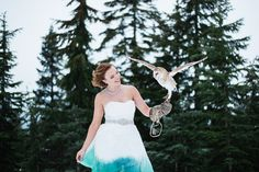 Grouse Mountain Wedding Inspiration - by Vancouver wedding photographers Jelger + Tanja