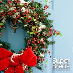 Enter our competition to win a £100 SuperBreak voucher! Create a board called 'SuperBreak Elf' and pin to it images of things that would make your Christmas a Super one! Make sure you use the hashtag #SuperBreakElf in your pins! #Christmas #Competition #Win