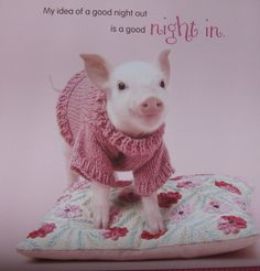 Good night in