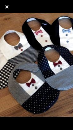 Trendy sewing projects for baby bibs sewing baby sewing clothes sewing for beginners sewing gifts sewing projects Funny Baby Bibs, Baby Boy Bibs, Baby Boys, Baby Vest, Baby Sewing Projects, Sewing For Kids, Free Sewing, Sewing Ideas, Sewing Diy