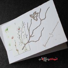 Herzschlüssel: Schmetterlinge .... Karten, Geburtstag, Alexandra Renke, Erlebeniswelt, Designpapier, Stempel, Stanzen, Dies, DIY