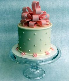 Little birthday cake - by connienewbold @ CakesDecor.com - cake decorating website