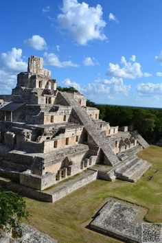 Campeche, MX. See also Uxmal