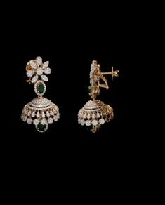 Tips for Buying Diamond Rings and Other Fine Diamond Jewelry Diamond Earrings Indian, Diamond Necklace Set, Diamond Drop Earrings, Diamond Jewelry, Gold Necklace, Jewelry Design Earrings, Gold Earrings Designs, Gold Designs, Necklace Designs