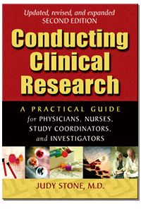 Conducting Clinical Research 2nd Edition.