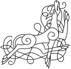 Celtic Majesty Hound Corner_image