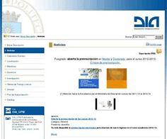 Web  Departamento de Inteligencia Artificial (DIA)