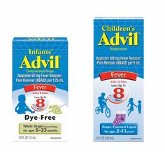 Buy One Get One Free on your next purchase of Infants' Advil® or Children's Advil®
