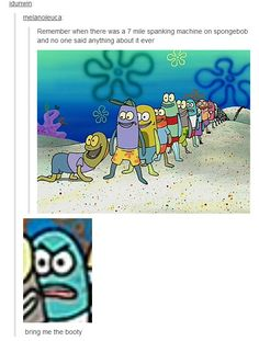 This is my favourite episode of Spongebob SquarePants Funny Shit, 9gag Funny, Funny Posts, Funny Stuff, Funny Troll, Random Stuff, Funny Spongebob Memes, Funny Memes, True Memes