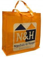 Paper Shopping Bag, Big, Seeds