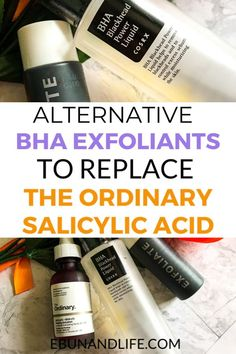 Are you afffected by the absence lf The Ordinary Salicylic Avid as much as I am? Well, I've had to look for alternative bha exfoliants to use in the meantime. Here are my faves. #toner #exfoliation #skincareproductsforacne #acneremedies #theordinaryskincare #beautyhacks #bestbeautyproducts Skincare For Oily Skin, Drugstore Skincare, Best Skincare Products, Skincare Routine, Beauty Products, Beauty Tips For Hair, Health And Beauty Tips, Beauty Hacks, The Ordinary Alpha Arbutin