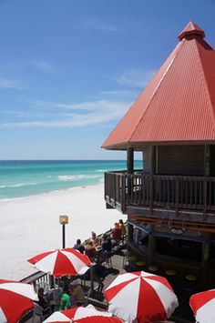 Harpoon Harrys in Panama City Beach~ Lovely place and atmosphere