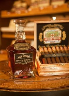 Jack And A Stogie - Luxe style. It's a journey to enjoy, to savor and an…