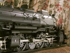 UP 4-8-8-4 Big Boy#4000(FAM)Gauge 1 Brass Model Train