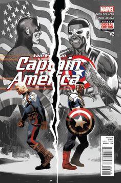 Sam Wilson: Captain America #2.