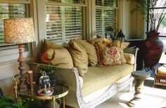 Love the daybed. Would be perfect for our formal living room.