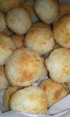 Biscotti al cocco