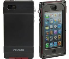 Pelican ProGear Vault iPhone 5 Case - Bumper To Bumper iPhone Protection | Gear | CoolPile.com