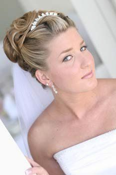 Updo Wedding Hair Photos & Pictures - WeddingWire.com