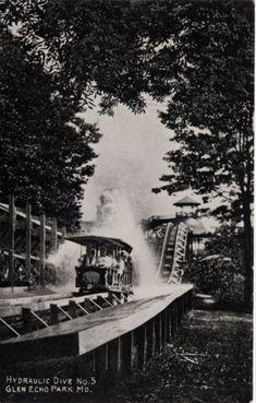 91 Glen Echo Ideas Glen Echo Echo Park Amusement Park