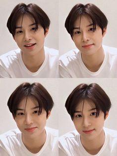 Korean English, Kim Jung Woo, Role Player, Anime Poses Reference, Kids Icon, Korean Boy Bands, Puppy Eyes, Winwin, K Idols
