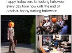 40 Memes for Anyone Who Loves Fall and Is Ready to Get Spooky for halloween memes 40 Memes for Anyone Who Loves Fall and Is Ready to Get Spooky - Funny Quotes, Funny Memes, Hilarious, Jokes, Memes Humor, Fall Memes, Tumblr, The Villain, Story Of My Life