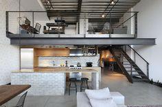 Beautiful Houses: Capitol Hill Loft