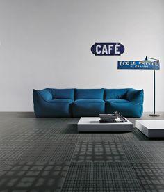 Frame Weave RND - Studio FM Milano for DesignTaleStudio a creative lab by Ceramiche Refin S.p.A. - Italian Design Tiles.