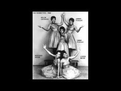 THE BOBBETTES - OVER THERE