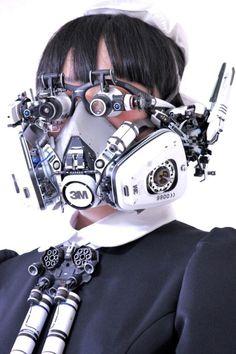 maiden - carsonchan Iron maiden - from on Ello.Iron maiden - from on Ello. Mode Cyberpunk, Cyberpunk Aesthetic, Cyberpunk Fashion, Cyberpunk 2077, Cyberpunk Anime, Cyberpunk Character, Iron Maiden, Armadura Steampunk, Ex Machina