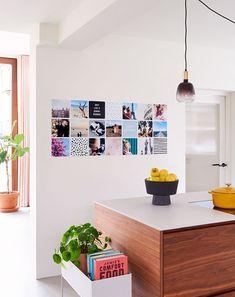 Maak eenvoudig een persoonlijke fotocollage voor aan jouw muur - IXXI