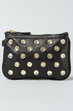 Betsey Johnson The Top Zip Coin Purse in Light Bright Black, Save 20% off with Rep Code: PAMM6