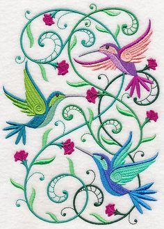 Hummingbird Potpourri
