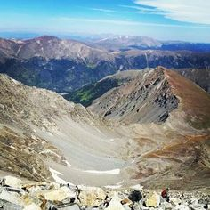 New photo from adventurer505 Can't wait til the #Summer #14ers #Hiking #mountainLife #KCCO #Ete #Verano #GraysPeak #Tbt #AboveTheTreeLine #ThinAir #Colorado http://bit.ly/1IEZtc2