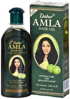 Dabur Amla Hair Oil Rapid Hair Growth Nourishing Prevent Hair Loss Oil 200 ml - Top Trends Hair Remedies For Growth, Hair Loss Remedies, Hair Growth Tips, Hair Tips, Natural Hair Loss Treatment, Hair Growth Treatment, Hair Treatments, Alma Oil, Amla Hair Oil