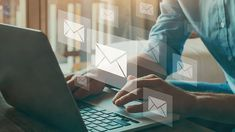 Whitepaper: Email Marketing Industry Benchmark 2020 by Sendinblue   TechRadar Email Marketing Design, Email Marketing Campaign, Marketing Data, Internet Marketing, Digital Marketing, Email Writing Format, Email Format, Best Email, Microsoft
