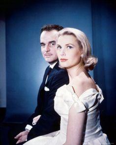 Princess Grace and Prince Rainier...   .