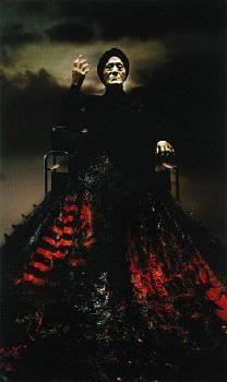 Lisa Reihana | Mauhuika | colour photo on aluminium | 2001 | Auckland Art Gallery