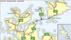 Fogo Island ferry schedule/rates Background Information, Newfoundland, Schedule, It Works, Transportation, Change, Islands, Ms, Places