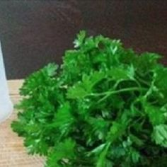 She Washed Her Face With This and Her Daughter Could Not Believe It, Because She Seemed Younger Than Her! Say Goodbye To Wrinkles, Dark Spots and Acne! Natural Air Freshener, Facial, Lots Of Money, Smell Good, Parsley, Essential Oils, Herbs, Make It Yourself, Bathroom Cleaning