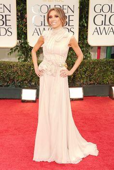 Giuliana Rancic Evening Dress